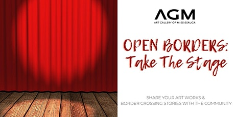 OPEN BORDERS: Take The Stage tickets