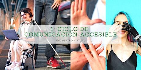 Comunicación Accesible entradas