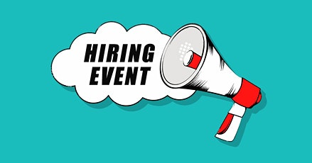 Warehouse Hiring Event! Jobs in Manufacturing & Logistic tickets