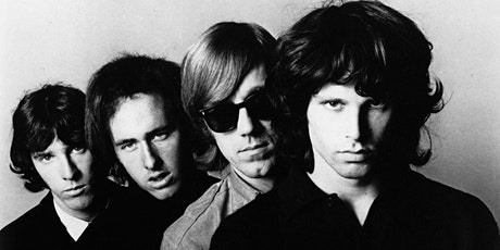 Jim Morrison and The Doors - 50th Anniversary Music History Livestream tickets