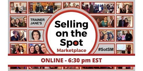 Selling on the Spot Marketplace - ONLINE - Terri Di Mauro tickets