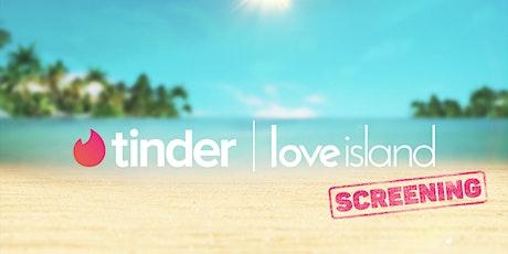 Tinder Screening of Love Island tickets