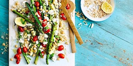 Nutrition 101:  Mediterranean Healthy Eating Plan tickets