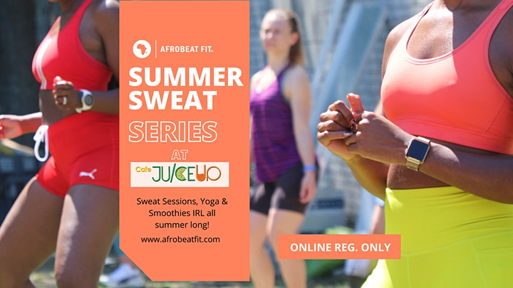 Summer Sweat Series image