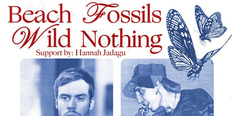 Beach Fossils & Wild Nothing at The Ground Wednesday October 20th, 2021 tickets