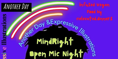 Mind Right Open Mic Night tickets