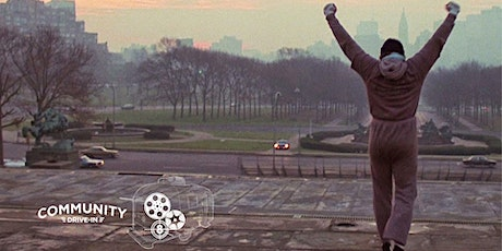 Rocky (1976) - Community Drive-In w/ Way South Philly Cheesesteaks tickets