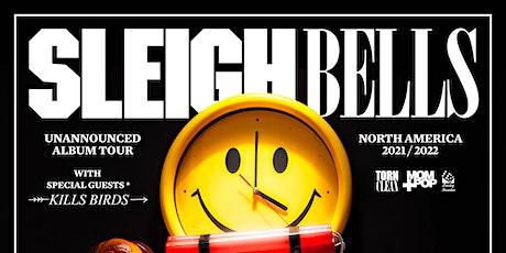 Sleigh Bells tickets