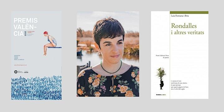 Imagen de Rondalles i altres veritats de Laia Fontana. Premi València Nova de poesia