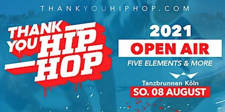 Thank You Hip Hop - Open Air 2021 Tickets