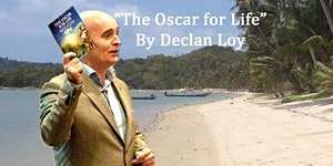 The Oscar for Life Book Launch Tour - Author Declan Loy