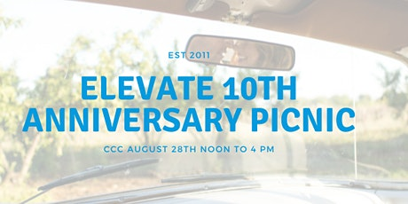 Elevate 10th Anniversary Picnic tickets