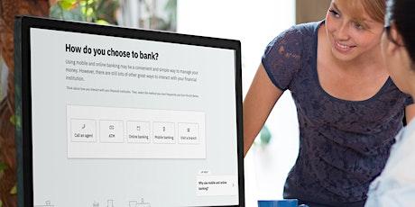 Digital Banking tickets