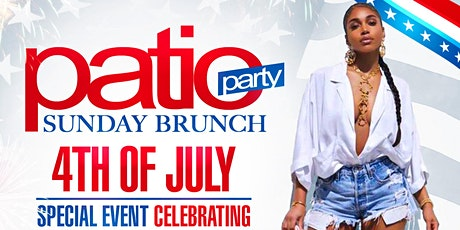 4th Of July Sunday Funday Patio Brunch tickets
