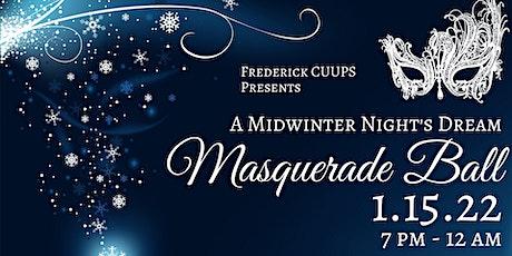 A Midwinter Night's Dream Masquerade Ball & Pagan Pride Day Fundraiser tickets