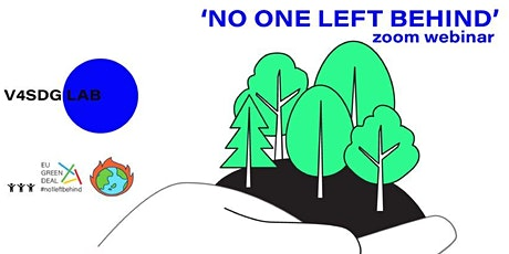 No One Left Behind: Citizen Action for the European Green Deal tickets