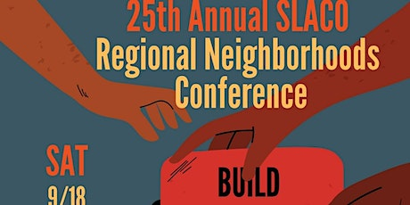 25th Annual SLACO Regional Neighborhoods Conference - Build Back Better STL tickets