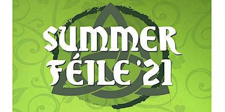 Summer Féile tickets