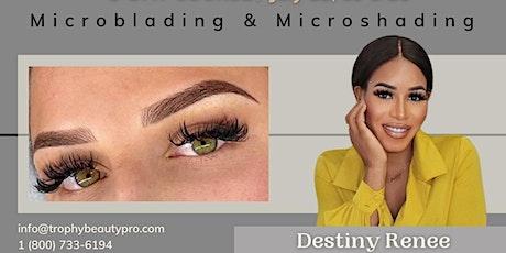 Ombré, Microblading, Shading & Eyebrow Henna tickets