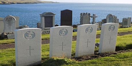 CWGC Tours - Lerwick Cemetery tickets