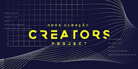 CREATORS PROJECT ingressos