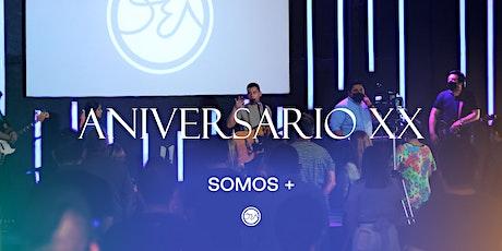"""Reunión 12:30 PM - Iglesia """"Dios Esta Aquí"""" tickets"""