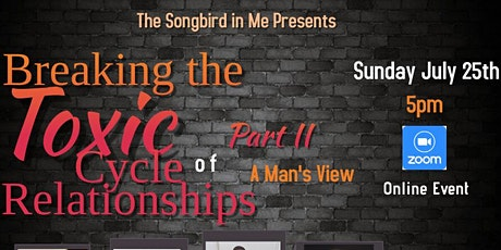 Breaking the Cycle of Toxic Relationships Part II- A Man's View entradas