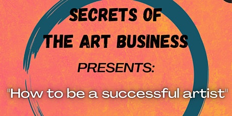 Secrets of the Art Business  / Event 1 tickets