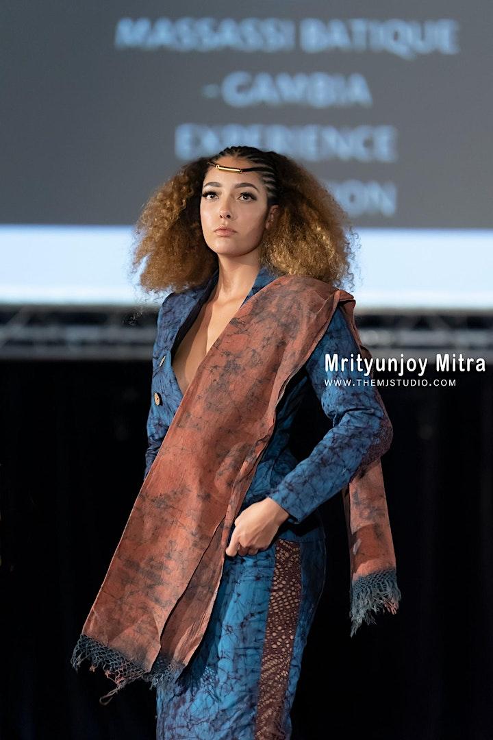 Go Africa Adire Tie-Dye Workshop 2 2021 image