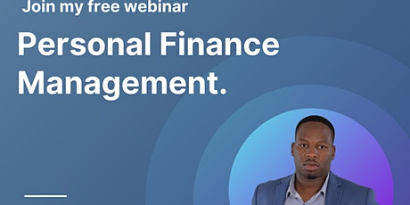 Personal Finance Management tickets