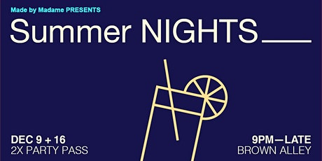 Summer Nights tickets