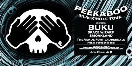 Peekaboo: Fort Lauderdale Black Hole Tour tickets