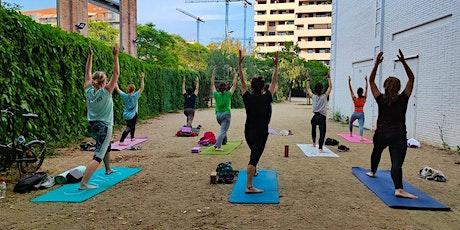 Ashtanga yoga Poblenou tickets