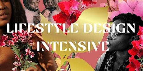 Lifestyle Design Intensive tickets