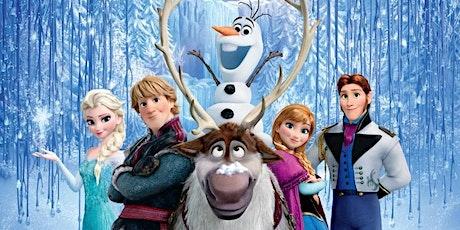 """""""Frozen"""" ('13) / Drive-In Movie tickets"""