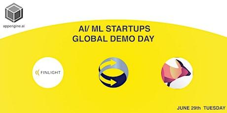 AI/ML Startups - Global Demo Day ingressos