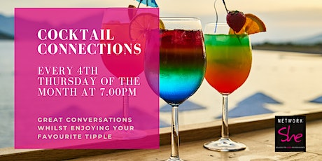 Network She  Cocktail Connections with Deborah Twelves tickets