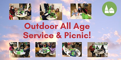 Outdoor All Age Service & Picnic tickets