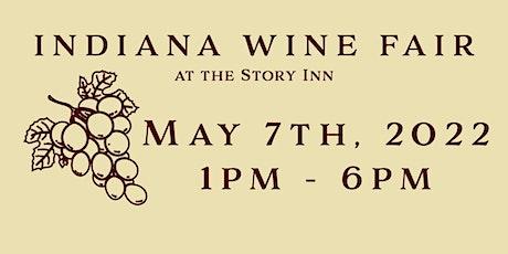 18th Annual Indiana Wine Fair tickets