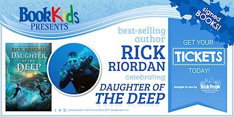 BookPeople Presents: RICK RIORDAN tickets