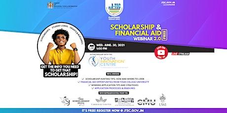 GoHIGHER! Scholarship and Financial Aid Webinar 2.0 tickets