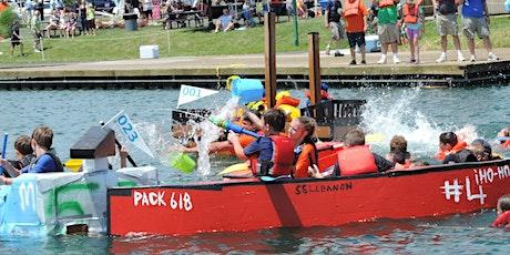 Crazy Cardboard Regatta: Boat Registration tickets