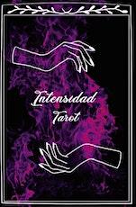 """Lanzamiento de """"Intensidad"""" tarot entradas"""