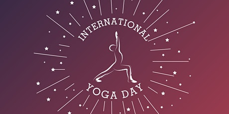 International Yoga Day - Fitness Class tickets