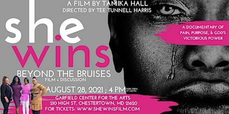 She Wins! Beyond The Bruises Movie Premiere tickets