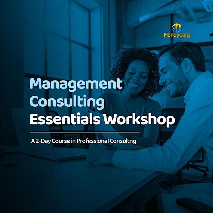 Management Consulting Essentials image