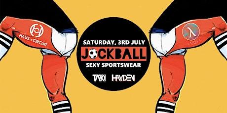 JOCKBALL - Sexy Sportswear Circuit Party tickets