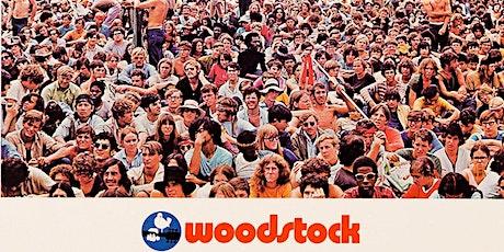"""Woodstock"" (1970) / Drive-In Movie tickets"