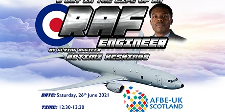 NextGen June Specials-Bruce North Sea Oil Platform-Royal Airforce Engineers tickets