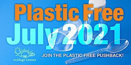 Plastic Policy Roadmap to Rebound: Legislation for a Plastic-Free Future tickets